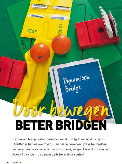 """""""Door bewegen beter bridgen"""""""